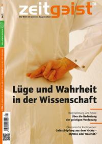 Aktuelles zeitgeist-Cover